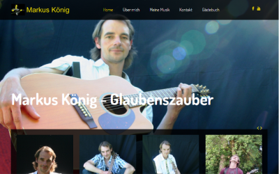 Songwriter Markus König
